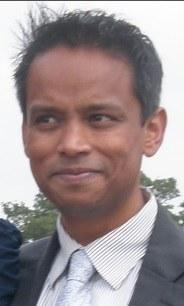 Dr James  Thaventhiran